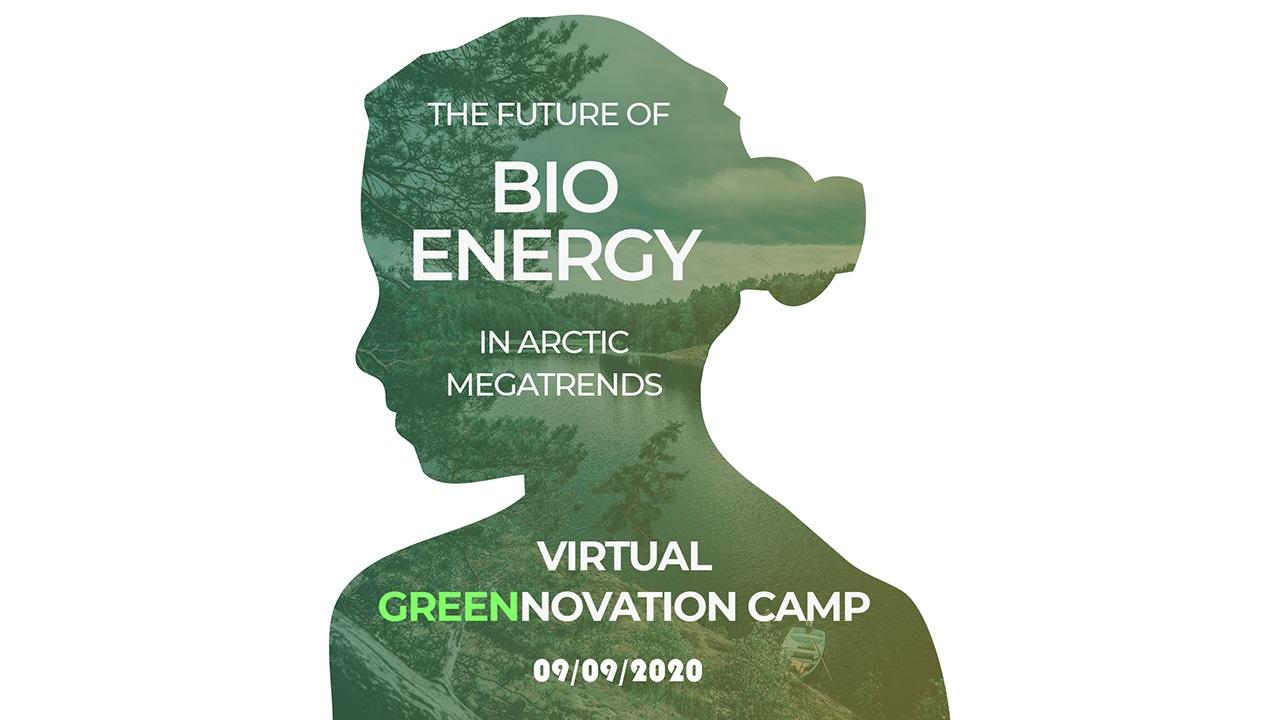 Virtual Greennovation Camp 09/09/2020