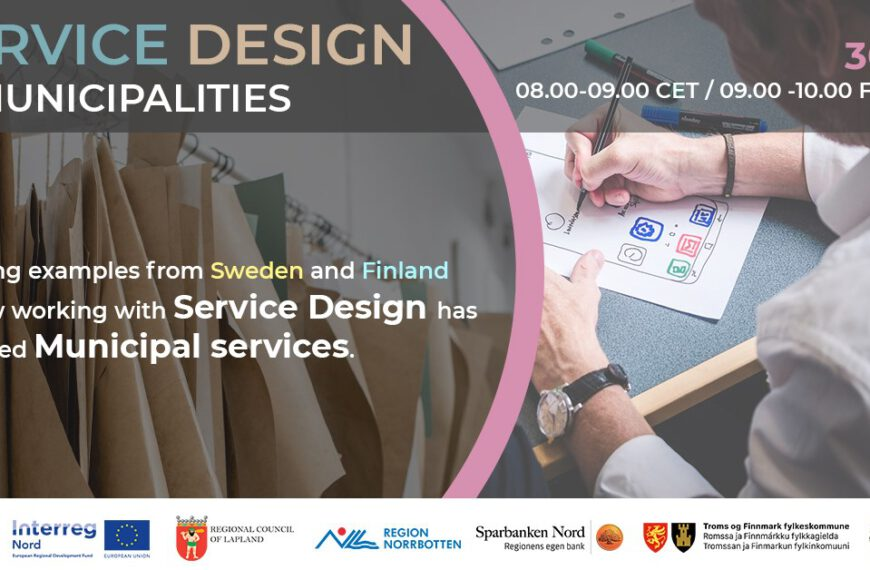 Service Design in Municipalities 30/3/2021