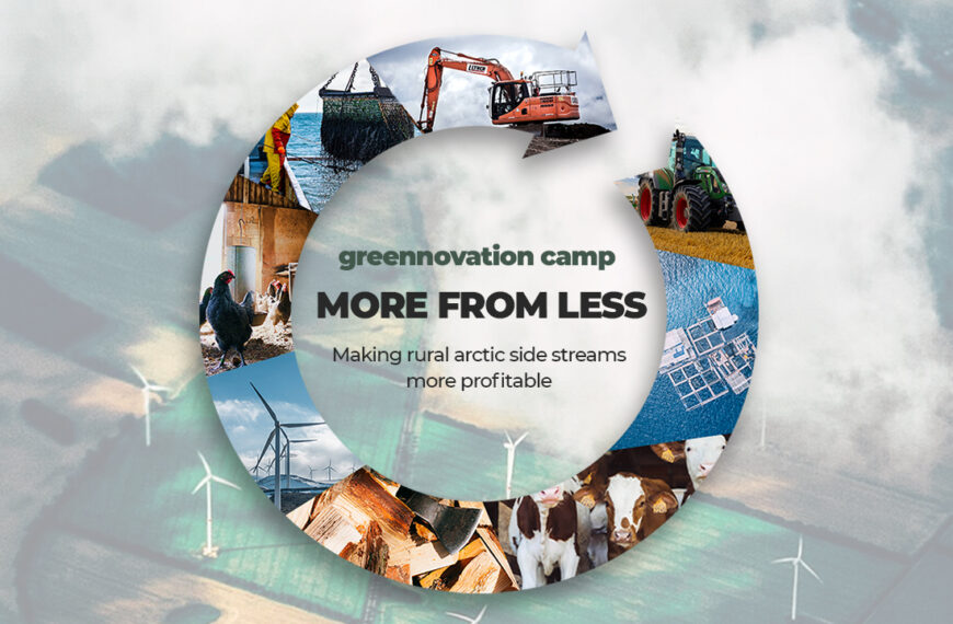 Virtual Greennovation Camp 09/02/2021