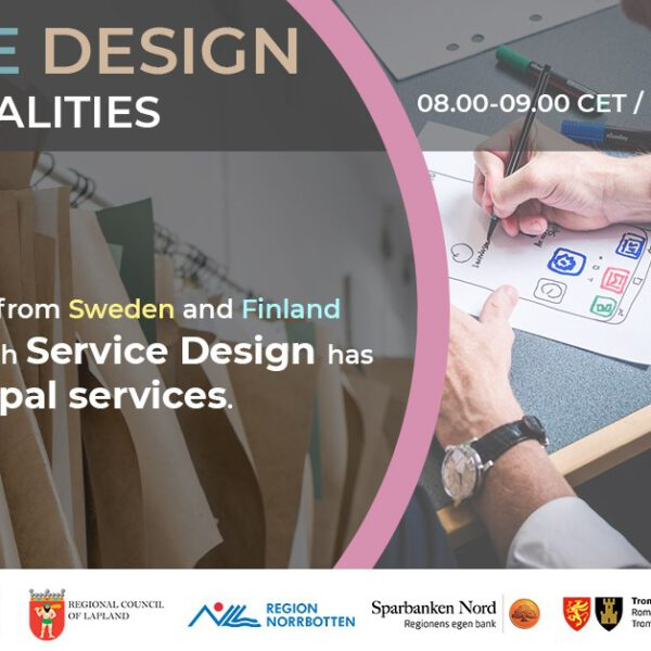 Service Design in Municipalities