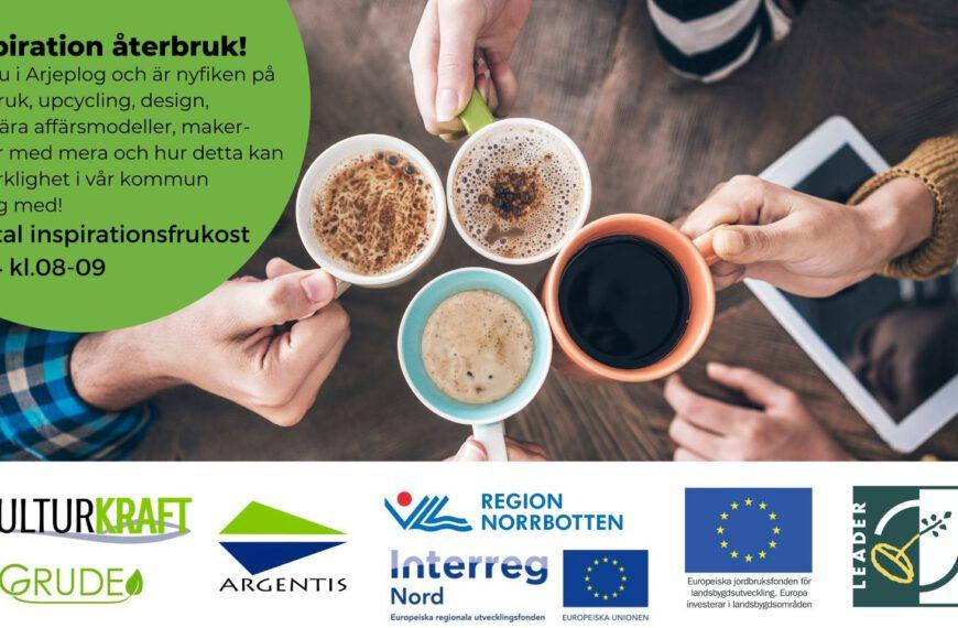 Inspiration återbruk Arjeplog 29/4/2021