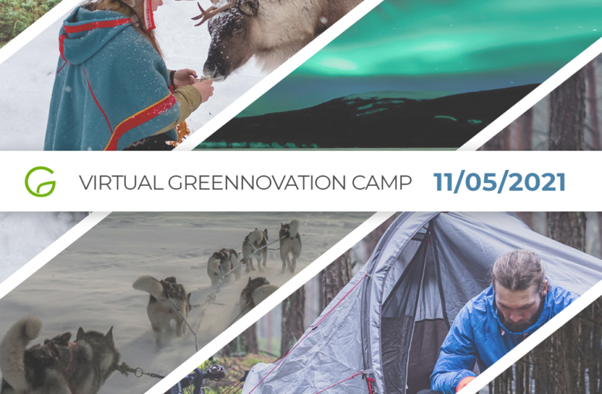Sustainable Arctic Tourism – Greennovation camp 11/05/2021