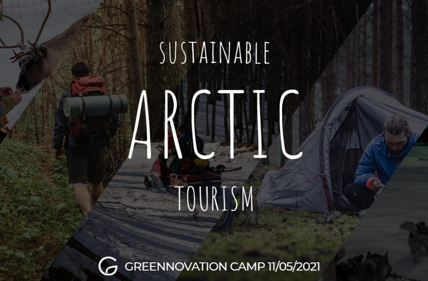 Coming up in the next virtual Grude Greennovation Camp