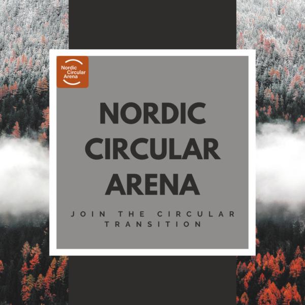 Grude går med i Nordic Circular Arena: Nätverket bland nätverk