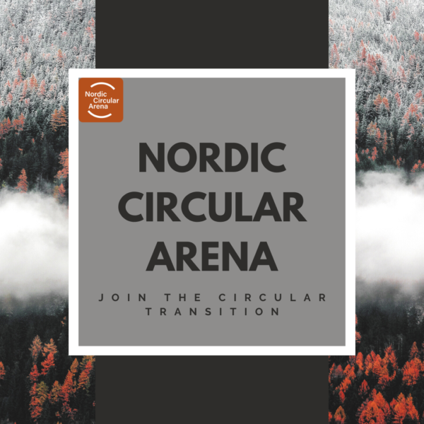 GRUDE Joins Nordic Circular Arena, the Network of Networks